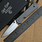 Chris Reeve Sebenza 21 TC4 Titanium Folding Blade Knife