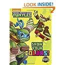 This item: Show Your Colors! (Teenage Mutant Ninja Turtles: Half-Shell