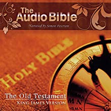 The Old Testament: The Book of Psalms (       UNABRIDGED) by  Andrews UK Ltd Narrated by Simon Peterson