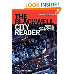 The Blackwell City Reader (Wiley Desktop Editions) Gary Bridge and Sophie Watson