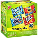 Nabisco Classic Cookie and Cracker Mix (20-Count Box)