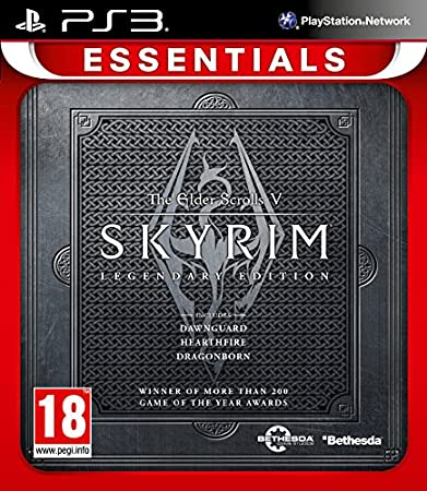 The Elder Scrolls V: Skyrim Legendary Edition (PS3)