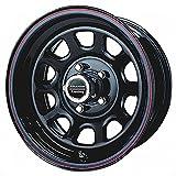アメリカンレーシング スチールホイール 4本セット AR767 16 x 7.0J 0 5H 139.7 グロスブラック
