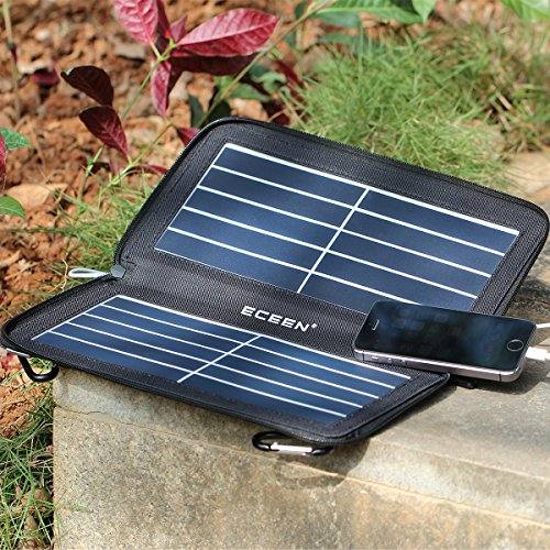 Eceen Solar Panel 10watts Solar Charger With Unique