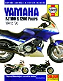 Haynes Manual for Yamaha FJ1100 and 1200 Fours (84 - 96) Including an AA Microfibre Magic Mitt