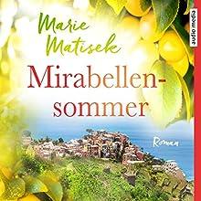 Mirabellensommer Hörbuch von Marie Matisek Gesprochen von: Julia Fischer