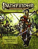 img - for Pathfinder Adventure Path: Jade Regent Part 1 - The Brinewall Legacy book / textbook / text book