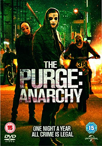 The Purge: Anarchy [DVD]