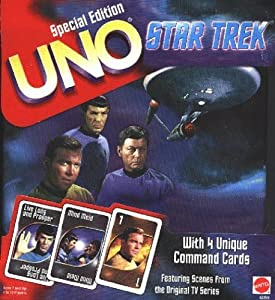Star Trek UNO - Special Edition - Collector's Tin - Card Game