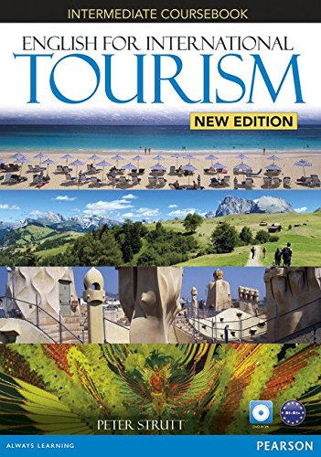 English for International Tourism Intermediate New Edition Coursebook and DVD-ROM Pack (English for Tourism)