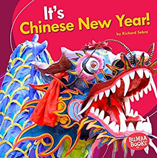 Book Cover: It's Chinese New Year!