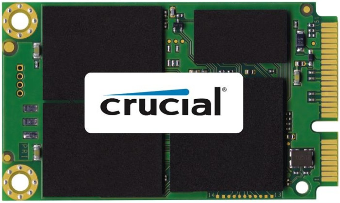 Crucial M500 240GB mSATA Internal Solid State Drive CT240M500SSD3