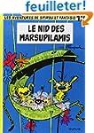 Spirou et Fantasio, tome 12 : Le Nid...