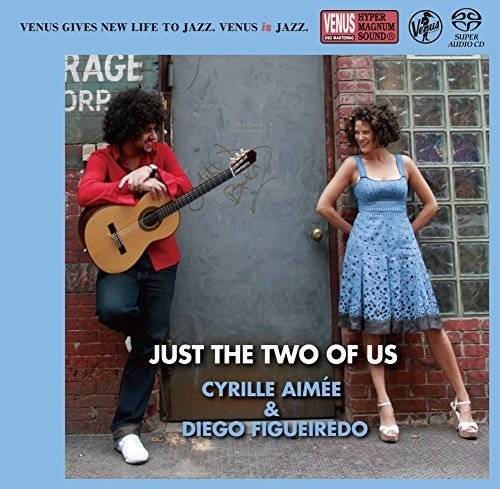 SACD : CYRILLE AIMEE - Just The Two Of Us