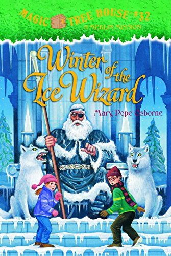 winter of the ice wizard magic tree house 32 hardcover sep 28 2004 osborne mary pope and murdocca sal