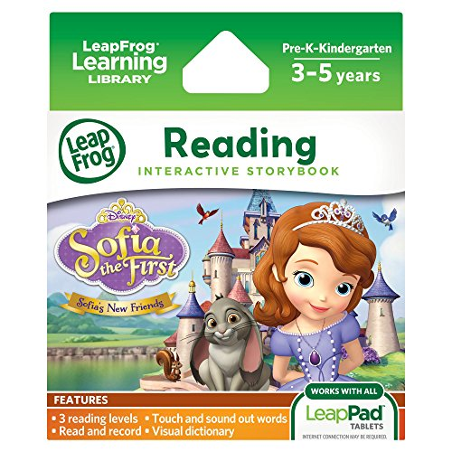 LeapFrog-Disney-Sofia-The-First-Sofias-New-Friends-Interactive-Storybook-for-LeapPad-Tablets