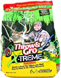 Evolved Habitats Throw and Grow extreme No Till Raddish Food Plot, 5lb