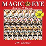 img - for Magic Eye 2017 Wall Calendar book / textbook / text book