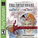Final Fantasy Origins Final Fantasy I & II Remastered Editions - PlayStation ~ Square Enix