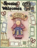 img - for Special Welcomes ~ Crazy About Crafts! book / textbook / text book