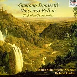 Gaetano Donizetti, Vincenzo Bellini, Roland Bader, Cracow State