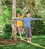 50-Ft. Nylon Web Classic Slackline with Training Line