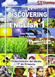 img - for DISCOVERING IN ENGLISH (1) TCHS (STANLEY) book / textbook / text book