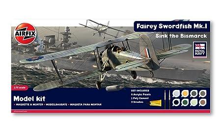 Airfix - A50133 - Maquette - Swordfish
