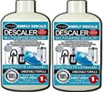 Super Quick Descaler 2 x 1 Litre Mult...