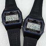 [カシオ]CASIO 腕時計 メーカー1年間保証付き 専用ペアBOX カシオ 時計 チープカシオ ペアウォッチ F-84W-1F-84W-1 レディース メンズ【ペアBOXプレゼント中】 [並行輸入品]