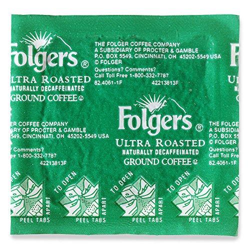 Folgers Decaf Coffee