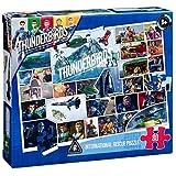 イギリス 輸入品 オフィシャル サンダーバード Thunderbirds are go パズル 80ピース 6歳頃から インターナショナルレスキュー [並行輸入品]