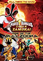 Power Rangers Super Samurai Rise Of Bullzooka 3 by Lions Gate