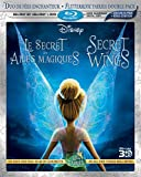 Le Secret des ailes magiques 3D / Secret of the Wings 3D (Bilingual) [Blu-ray 3D + Blu-ray + DVD + copie num�rique]
