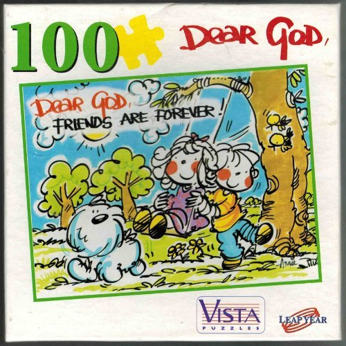 """Dear God: Friends Are Forever"" 100 Pc Puzzle - 1"