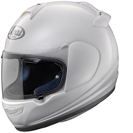 Nouveau ARAI CHASER-V le casque de moto solide blanc métallique