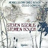 Grieg/Mendelssohn/Hough: Cellosonaten