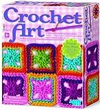 4M Crochet Art Kit