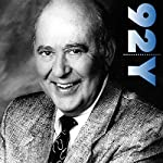 Carl Reiner at the 92nd Street Y | Carl Reiner