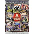 Grindhouse Sci-Fi Collection (The Galaxy Invader / Kong Island / Warriors of the Wasteland / Cosmos: War of the Planets / The Day Time Ended / The Doomsday Machine / War of the Robots / Its Alive) (4-DVD)