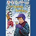 A to Z Mysteries: The Lucky Lottery (       UNABRIDGED) by Ron Roy Narrated by David Pittu