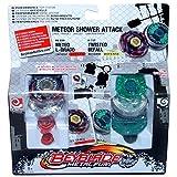 #4: AZi Beyblade Legends Stamina Top (2-Pack)
