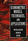 img - for Econometric Models, Techniques, and Applications (2nd Edition) book / textbook / text book