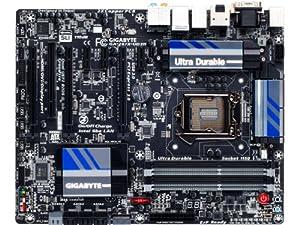 Gigabyte Z87 LGA 1150 2 Way SLI HDMI DVI Displayport ATX (GA-Z87X-UD3H) from Gigabyte