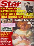 Kathie Lee Gifford, Raymond Burr, Geena Davis, James Caan - October 5, 1993 Star Magazine