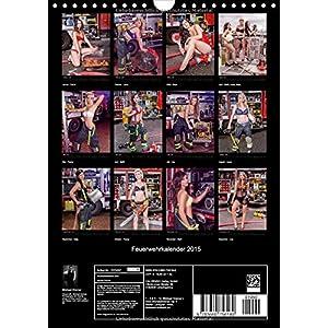 Feuerwehrkalender 2015 (Wandkalender 2015 DIN A4 hoch): Feuerwehr-Frauen in Einsatzsi