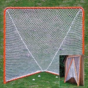 EZ Goal Folding Lacrosse Goal by EZGoal