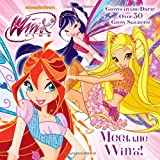 Meet the Winx! (Winx Club) (Glow-in-the-Dark Pictureback) (0307982289) by Random House