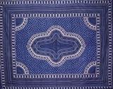 Dashiki Tapestry-Coverlet-Bedspread-Versatile Decor