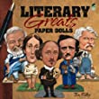 Literary Greats Paper Dolls (Dover Paper Dolls)